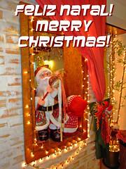 Feliz Natal!  Merry Christmas! (Pedro Cavalcante) Tags: natal weihnachten navidad fuji noel weihnachtsmann feliznatal finepix santaclaus fujifilm jul nol papainoel natale kerstmis chistmas prenol feliznavidad babbonatale buonnatale finepixs5000 joyeuxnol 6500  papnoel vrolijkekerstmis lystigjul  s6500 s6500fd frhlichesweihnachten finepixs6500 finepix6500 pedrocavalcante