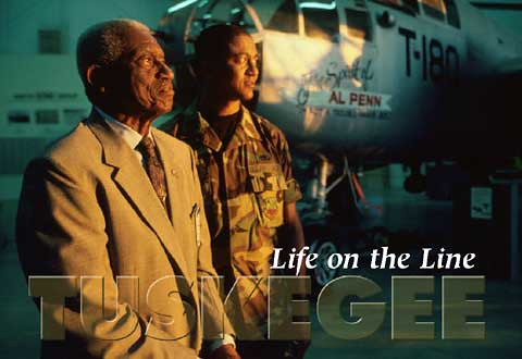 WWWII'S Tuskegee Airmen NCOs