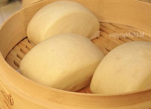 Milk Bun/鮮奶饅頭