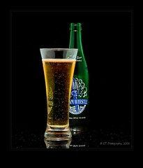 Steam Whistle 2 (ICT_photo) Tags: beer guelph sb600 steamwhistle tamron90 ghettostudio strobist ictphoto ianthomasphotography ianthomasphtogaphy ianthomasguelphontario