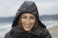 Raining Portait (Matteo Mossini) Tags: winter sea portrait 50mm nikon riviera mare d70 f14 nikkor inverno ritratto ligure alassio iloveyoursmile