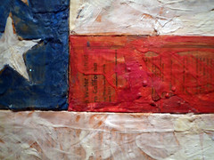 Johns, Flag Detail1