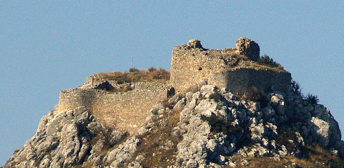 Pendeskoufi, from Acrocorinth