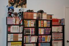 manga_collection-1108_06 (purpledragon42) Tags: manga books collection shelves manhwa amerimanga