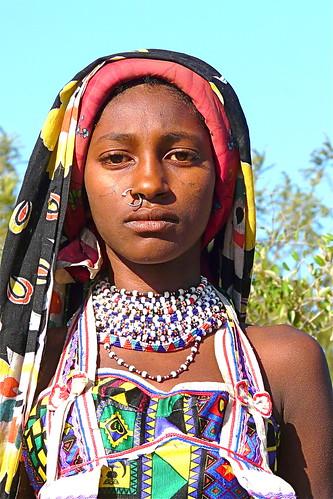 West Nuba Mountains by Rita Willaert.