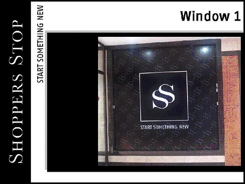 Shoppers Stop Logo. Shoppers Stop, new logo, Ansal