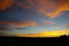 Bendigo Skyscape (Axemaniac-Art) Tags: sunset sky clouds skyscape pentax dusk australia victoria 2008 bendigo faithfull pentaxk100dsuper k100dsuper axemaniac pregameduelwinner