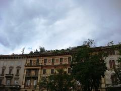 Paseando alrededor del Castello (1) (Yure y Maureen) Tags: milano miln