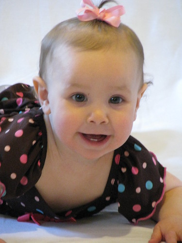 Evie - 9 Months