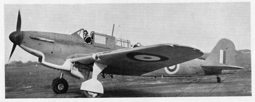 Fairey Fulmar N1957