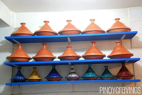 Kasbah authentic Moroccan Tagines