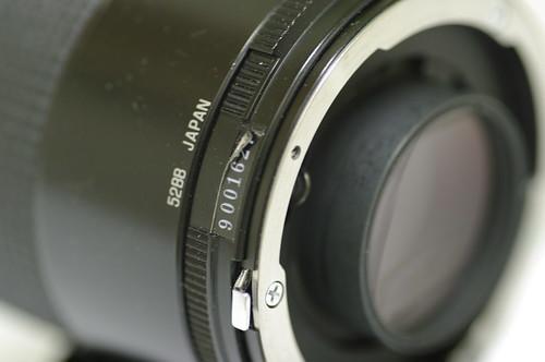 Tamron SP 90m f/2.5 1:2 Macro adaptall-2 (52BB