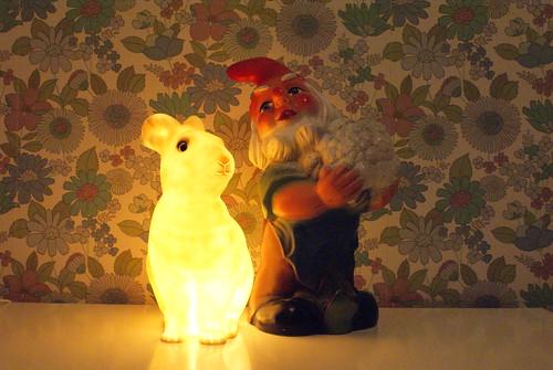 konijn & kabouter