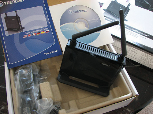 TrendNet Router