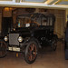 A Model T Ford in the Gran Bolivar Hotel, Lima