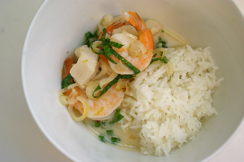 Thai Seafood Chowder