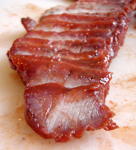 To prepare the char siu pork as filling for char siu bao , you'll need ...