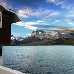 Pehoe Lake, Torres del Paine National Park, Chile
