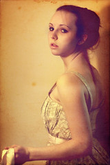 your prison (brokendreams447) Tags: selfportrait girl female vintage antique prison