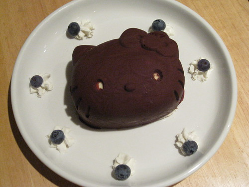 Hello Kitty Ice Cream Sandwich