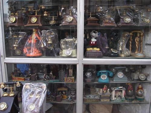 Wacky Telephones