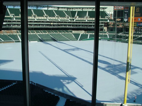 Comerica from Lounge