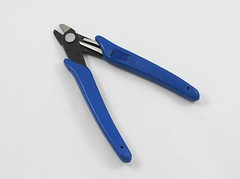 5 Inch Blue Flush Cutters
