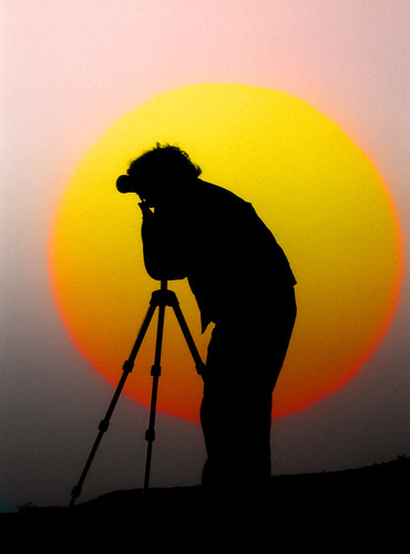 Photographing the Sunrise by Bill Gracey, on Flickr