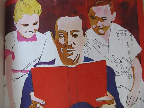 Walt Disney Reading to Some Happy Kids by m kasahara, on Flickr