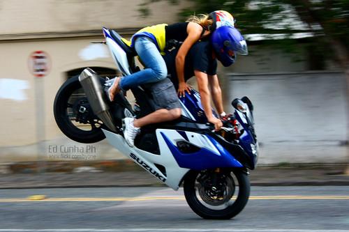 Suzuki GSX R-1000 Best Action