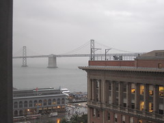 A wet day in San Francisco