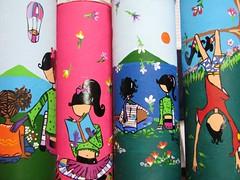 As ltimas. (p.facco) Tags: color art illustration painting cores children crafts alegria recycling artes reciclagem utopia pintura artesplsticas ilustraoinfantil