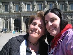 Maman et moi au palais royal