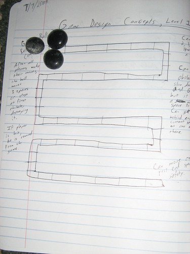 Game Design Concepts Prototype