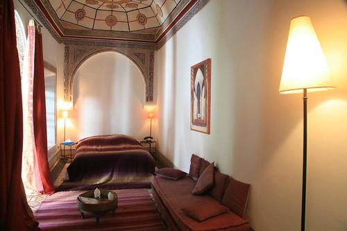 O que é uma Riad, Visita Virtual e História 13