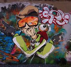 messy sesh (CHEO.) Tags: bristol graffiti free bee messy bboy dub cheo soker