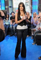 NEW KIM KARDASHIAN PICTURES AT MTV 4