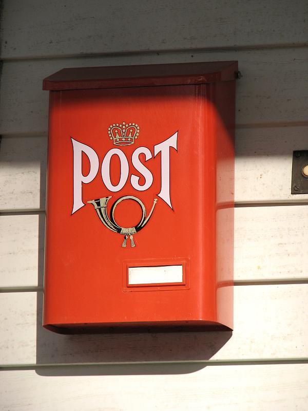 031608 - Mailbox