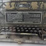 US Army signal core teletypewriter thumbnail