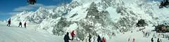 Mont Blanc (Flukeshot) Tags: italy panoramic courmayeur
