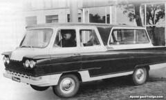 start_009 (the new trail of tears) Tags: classic car start gaz mini communism soviet socialist 1960s van minivan zil russian ussr cccp eisenhower ctapt