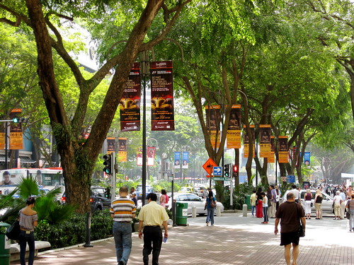 Orchard Road - Singapore