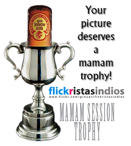 INDIOS' MAMAM SESSION TROPHY