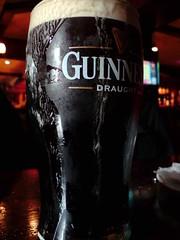 Pint of Guinness (NinjaL) Tags: beer head guinness foam pint stout settling laragh blackstuff