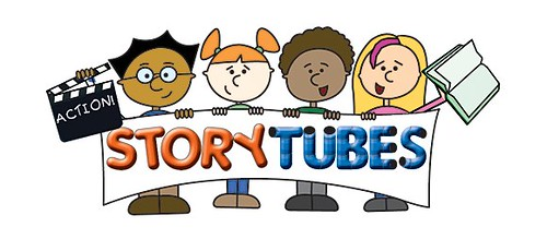 Screenshot of StoryTubes.info