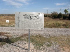 Duncan Store and Ft. Sill  - Ft. Arbuckle Road