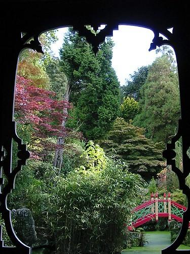 Chinese Garden, Biddulph Grange