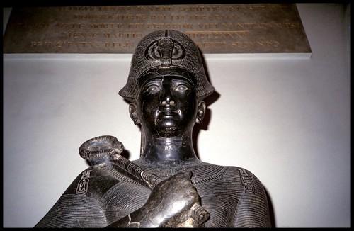 Turijn 1984 Ramses II por Hans Ollermann.