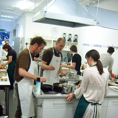 Win a hands on workshop at Cookery School