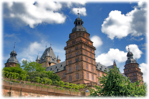 Johannisburg (Germany, Bavaria, Aschaffenburg)